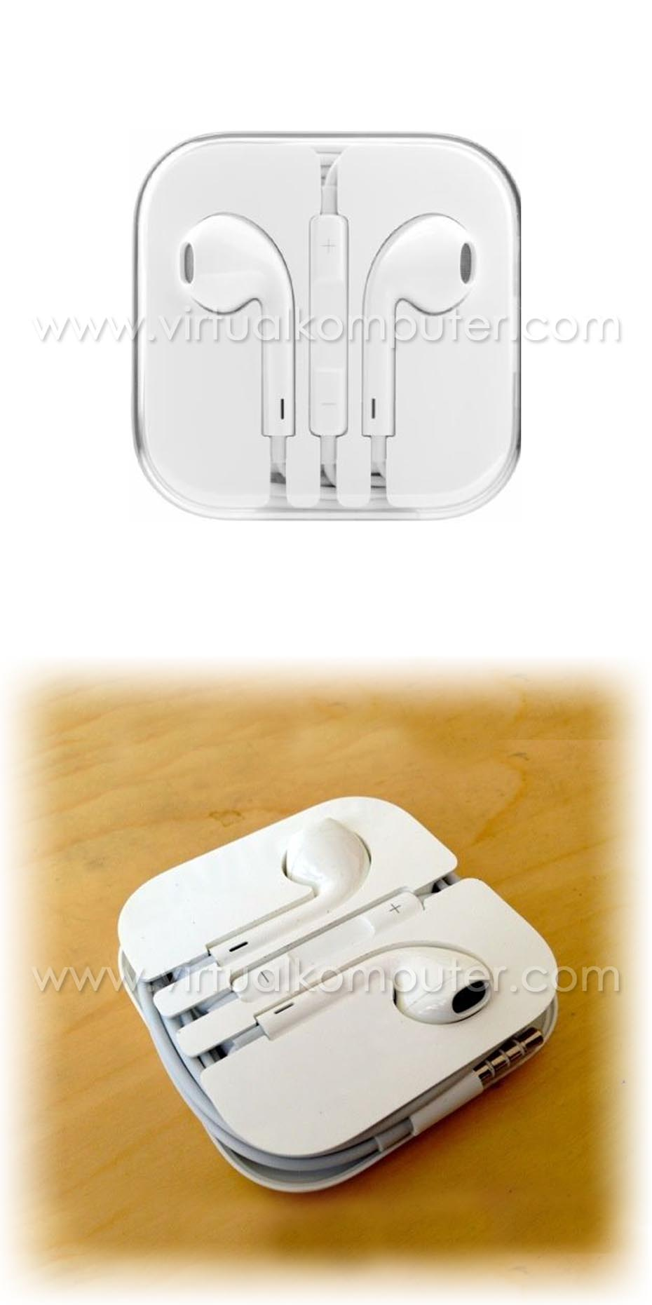 Apple Earpods with Remote and Mic Overview