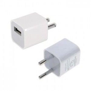 Apple Fixed Blade USB Power Adapter Charger
