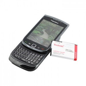 Battery Blackberry Yoobao FS1 (Torch 9800, 9810) 1300mAh