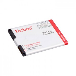 Battery Blackberry Yoobao JM1 (Bold 9790, 9900, 9930,  Curve 9380, Torch 9850, 9860) 1000mAh