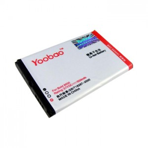 Battery Blackberry Yoobao MS1 (Bold 9000, 9770, 9780) 1500mAh