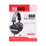 Headphone Superlux HD660