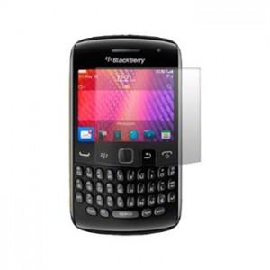 Screen Protector Blackberry Curve 9350, 9360, 9370 Clear, Anti Glare, Mirror