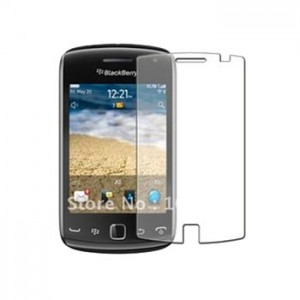 Screen Protector Blackberry Curve 9380 Clear, Anti Glare, Mirror