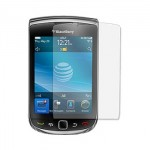 Screen Protector Blackberry Torch 9800, 9810 Clear, Anti Glare, Mirror