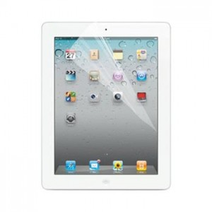 Screen Protector iPad 2, 3, 4 Clear, Anti Glare, Mirror