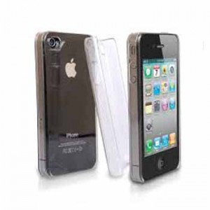 Crystal Case for iPhone 4, 4S