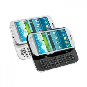 Keyboard Case for Samsung Galaxy S3 I9300