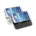 Keyboard Case for Samsung Galaxy S4 I9500