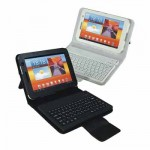 Keyboard Case for Samsung Galaxy Tab 7.0 P3100, P6200