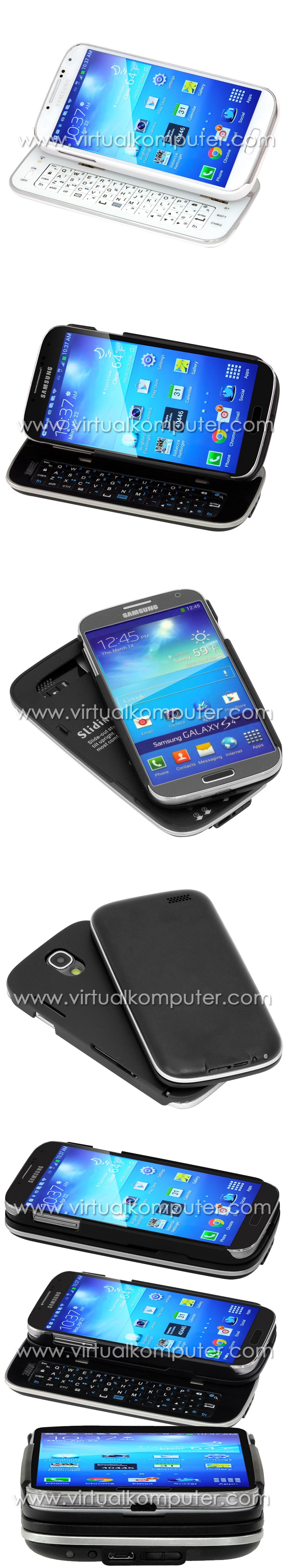 Keyboard Case for Samsung Galaxy S4 I9500 Overview