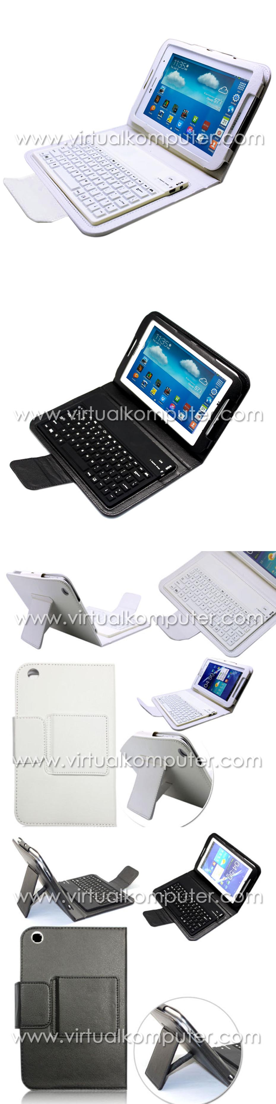 Keyboard Case for Samsung Galaxy Tab3 8.0 T3110 Overview