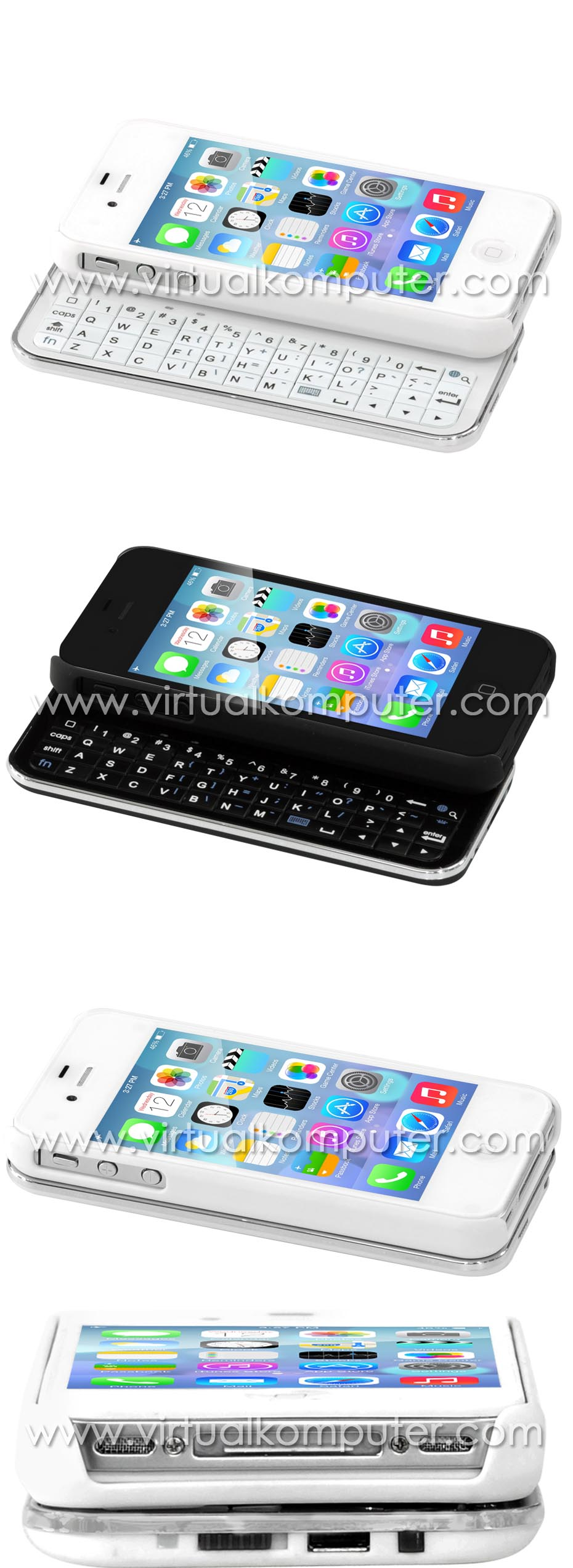 Keyboard Case for iPhone 4, 4S Overview