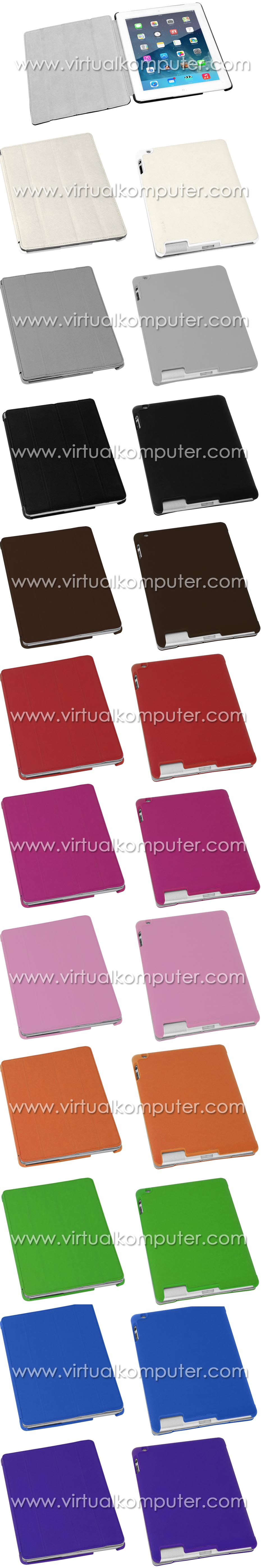 Smart Case (Leather) for iPad 2, 3, 4 Overview