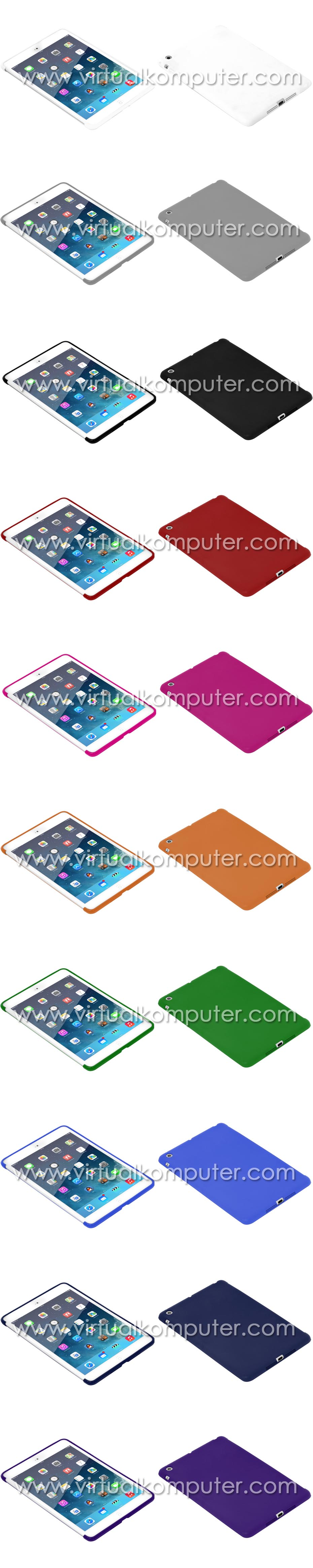 Softcase for iPad Mini Overview