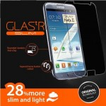 Explosion Proof Tempered Glass Film Samsung Galaxy Note2 N7100