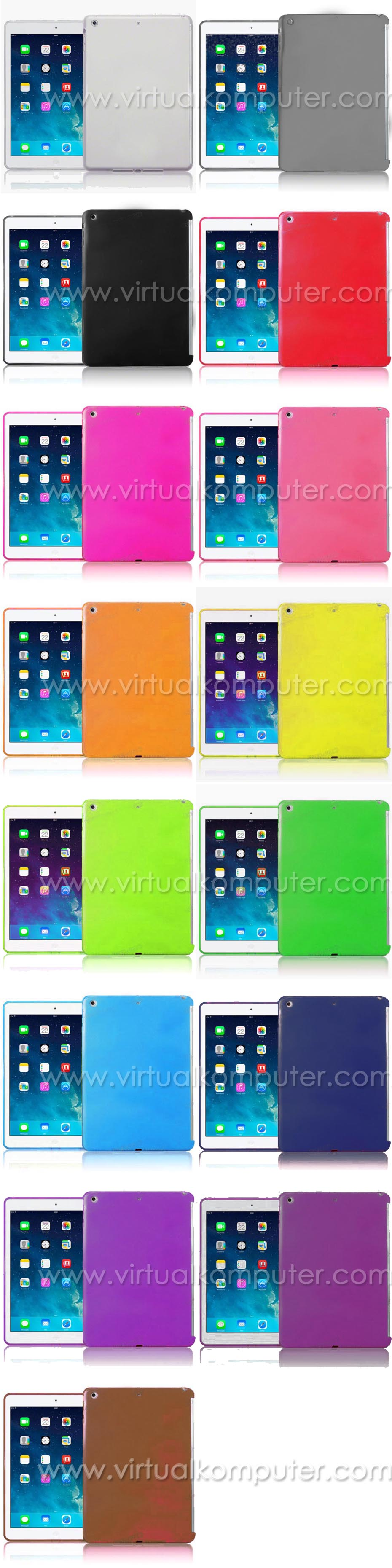 Softcase for iPad Air Overview