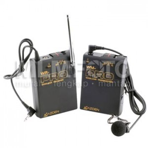 Azden Wireless Microphone