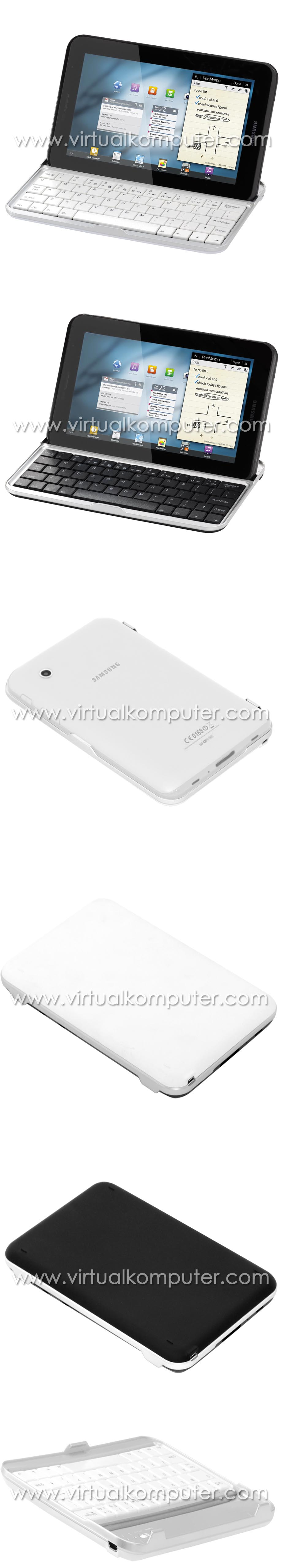 Ultra Slim Keyboard for Samsung Galaxy Tab 7.0 P3100 P6200 Overview