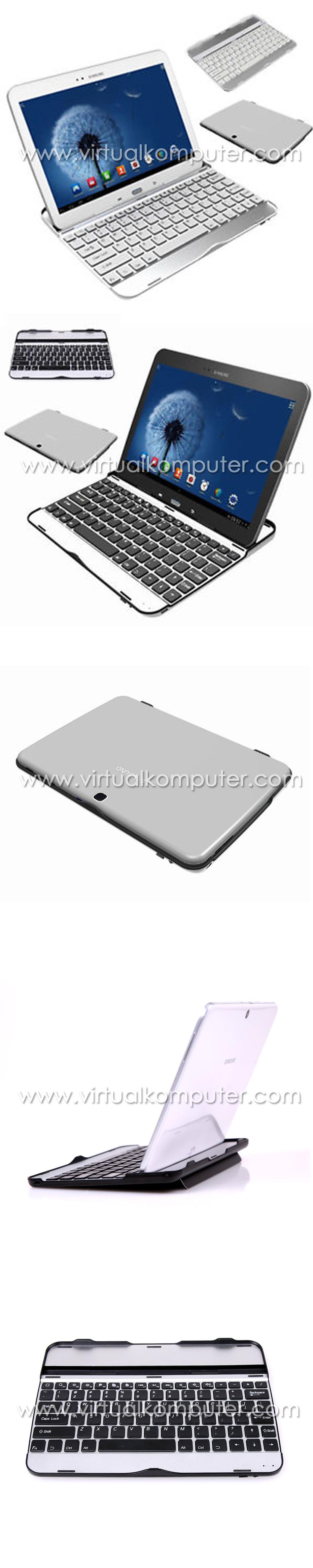 Ultra Slim Keyboard for Samsung Galaxy Tab3 10.1 P5200 Overview