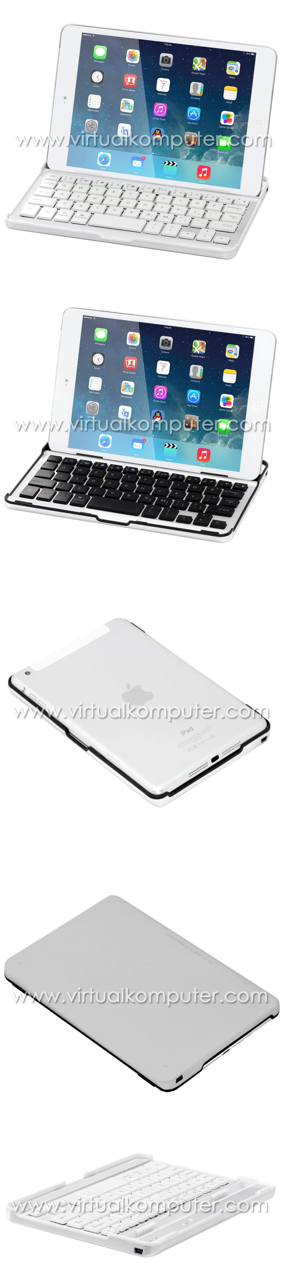 Ultra Slim Keyboard for iPad Mini Overview