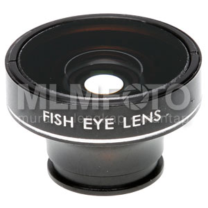 Mini Clip On Fisheye