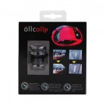 Ollcolp Lensa Handphone Fisheye for iPhone 4,4S