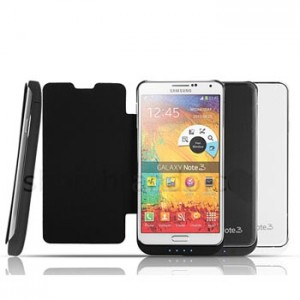 Power Case Flip Cover 5200mAh For Samsung Note3 N9000