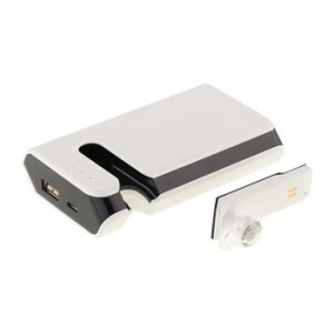 Super Powerbank with Bluetooth Earphone 7800mAh PG-BT03