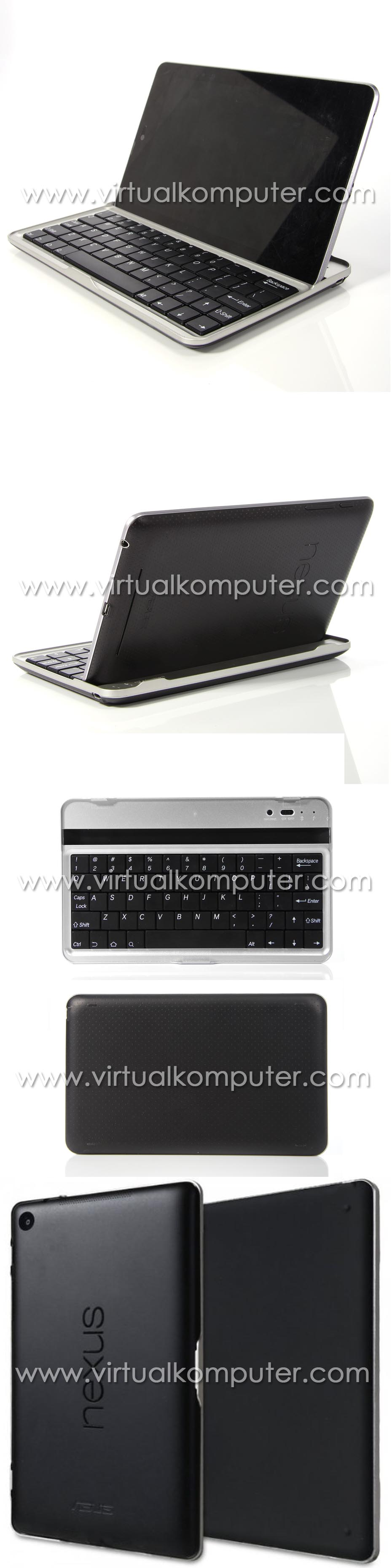 Ultra Slim Keyboard for Google Nexus 7 2013 Overview