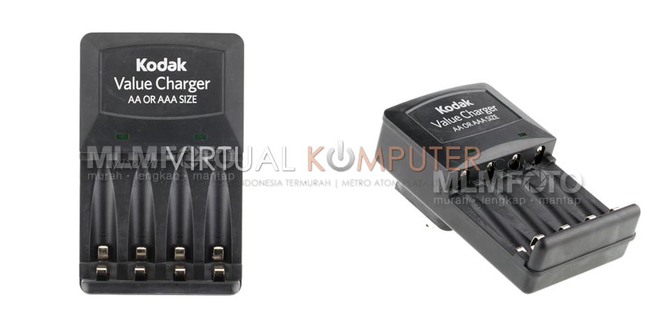 KODAK Value Battery Charger 6 Overview