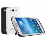 Power Case Flip Cover S-View 4000mAh for Samsung Mega 5.8 I9150