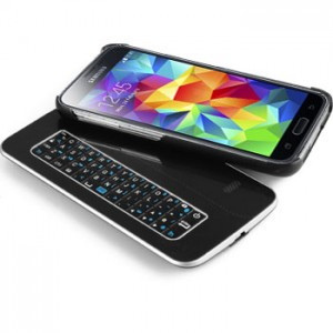 Keyboard Case for Samsung Galaxy S5