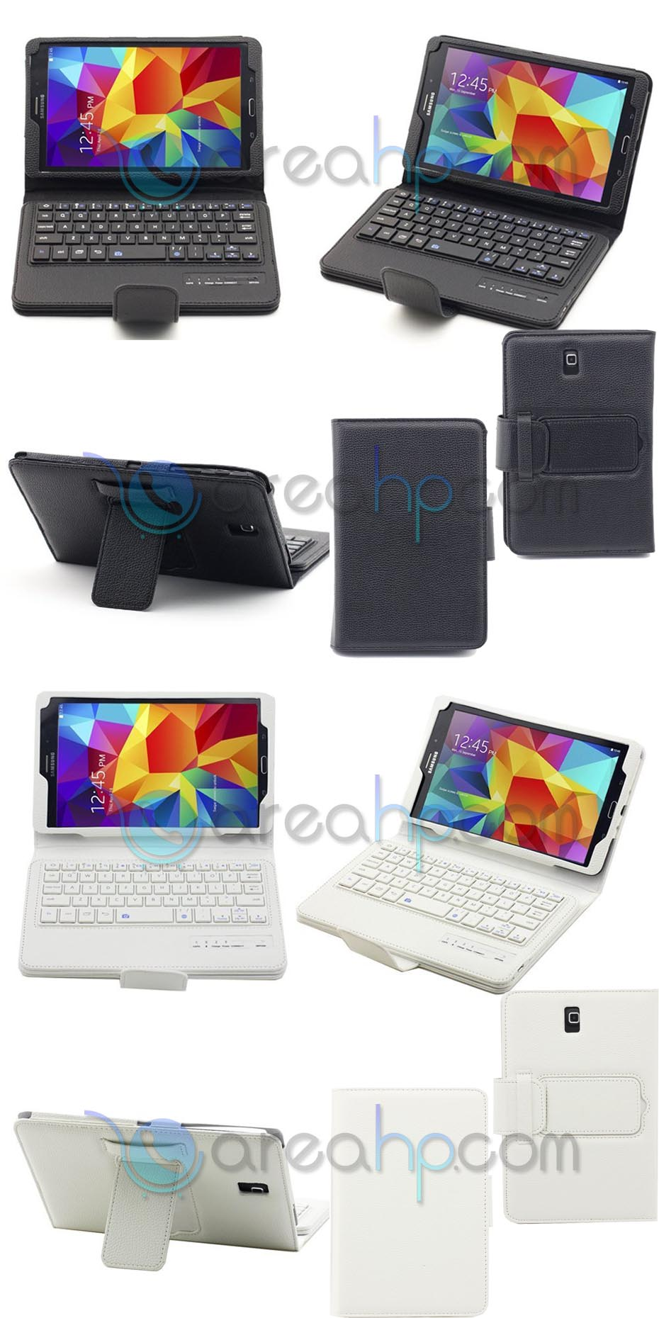 Keyboard Case for Samsung Galaxy Tab S 8.4 Overview