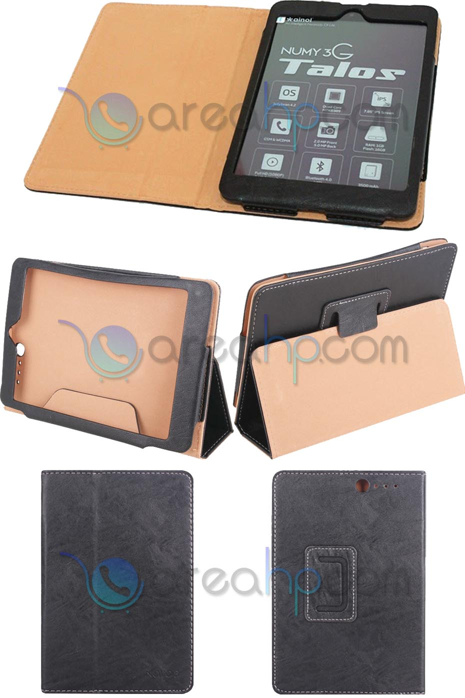 Leather Case Ainol 8 Numy BW1 Overview