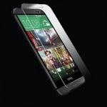 Explosion Proof Tempered Glass Film HTC One M8