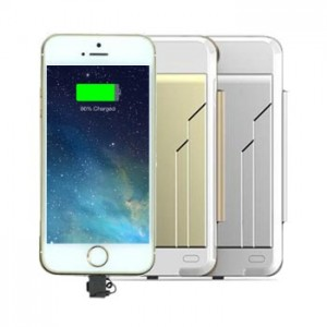 Keva Power Case Flip Cover 3000mAh For iPhone 5, 5S