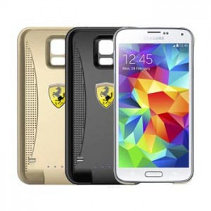 Keva Power Case Wireless 3000mAh For Samsung Galaxy S5 SM-G900