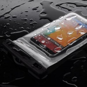 Waterproof Pouch for Phone 6 Inch WP-02