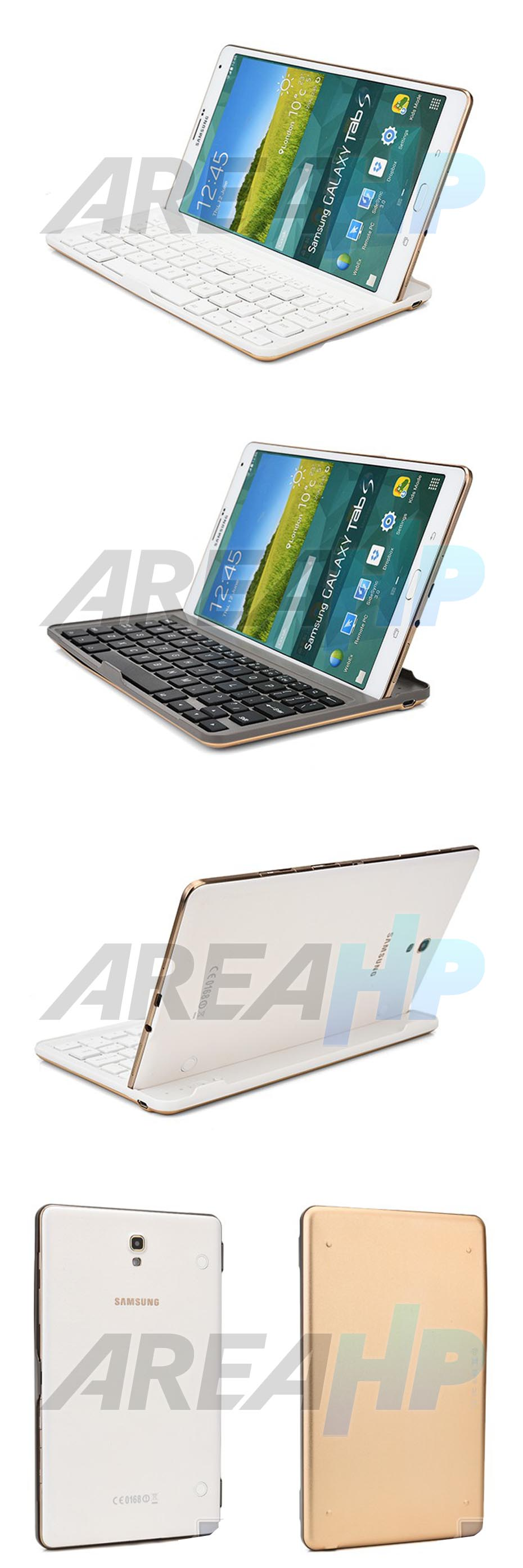 Ultra Slim Keyboard for Samsung Galaxy Tab S 8.4 T700 Overview