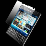 Explosion Proof Temper Glass Blackberry Pasport