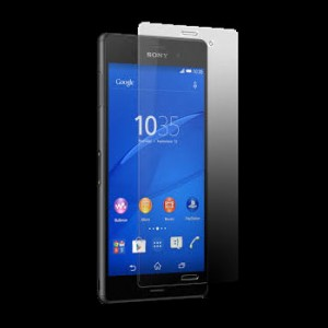 Explosion Proof Tempered Glass Film Sony Z3
