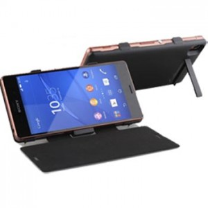 Power Case Flip Cover 3200mAh For Sony Xperia Z3