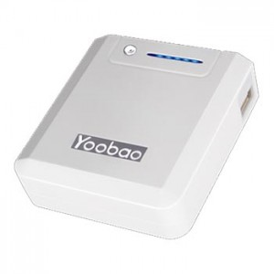 Powerbank Yoobao 6600mAh Magic Box YB-635