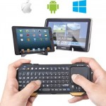 Seenda Universal Mini Bluetooth Touchpad Keyboard for All Phone IOS, Android, Windows