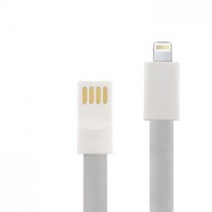 Apple New Lightning to USB Flat Cable, Length 1 m