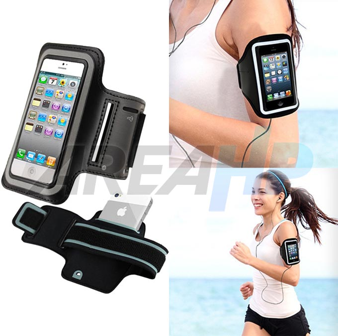 Armband for iPhone 4,5 Overview