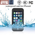 Redpepper Waterproof Case for iPhone 6