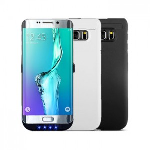 Power Case 5800mAh For Samsung S6 Edge + Plus