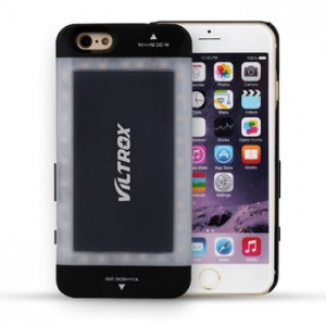 Power Case LED Viltrox VX-03 3800mAh For iPhone 6